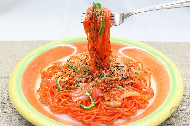 Neapolitan spaghetti-5