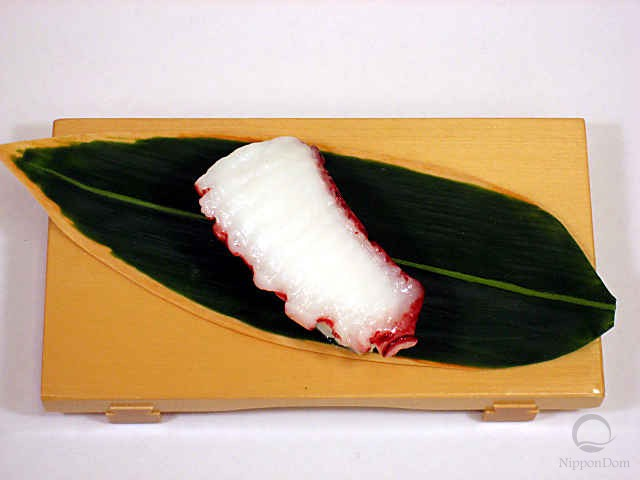 "Replica of sushi ""Octopus (3)"""