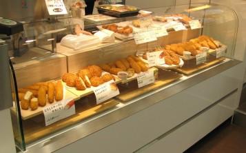 Отдел с продуктами, которые готовятся непосредственно в супермаркете