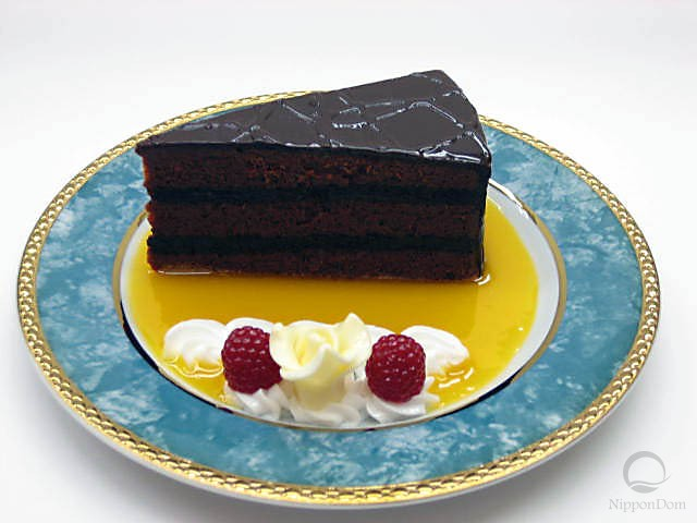 A piece of chocolate cake-1