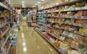 При правильном дизайне супермаркета товары хорошо видны и легко доступны