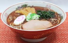 Муляж супа рамэн (большой)