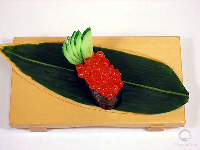 Red roe with cucumber-1