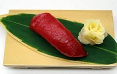 "Replica of sushi ""red tuna (17)"""