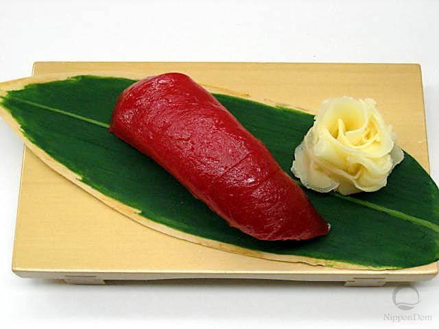 """Муляж суши """"красный тунец (17)"""""""