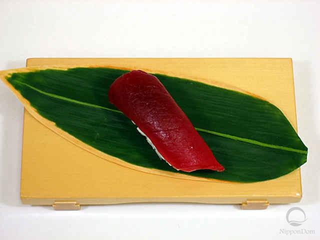 """Муляж суши """"красный тунец (2)"""""""