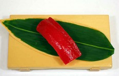 "Replica of sushi ""red tuna (4)"""