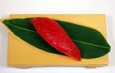 "Replica of sushi ""red tuna (8)"""
