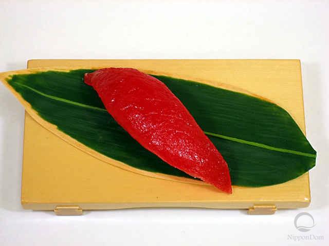 """Муляж суши """"красный тунец (8)"""""""