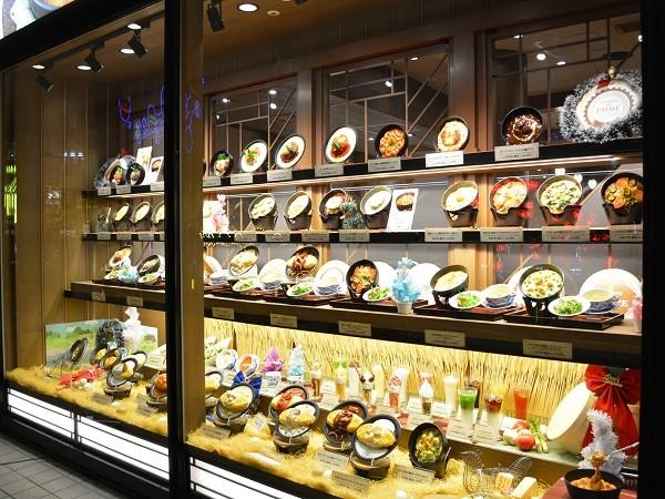 Creative design ideas for restaurants for Restaurant window design