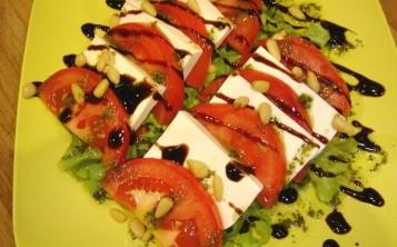 """Salad """"Kapreze"""""""