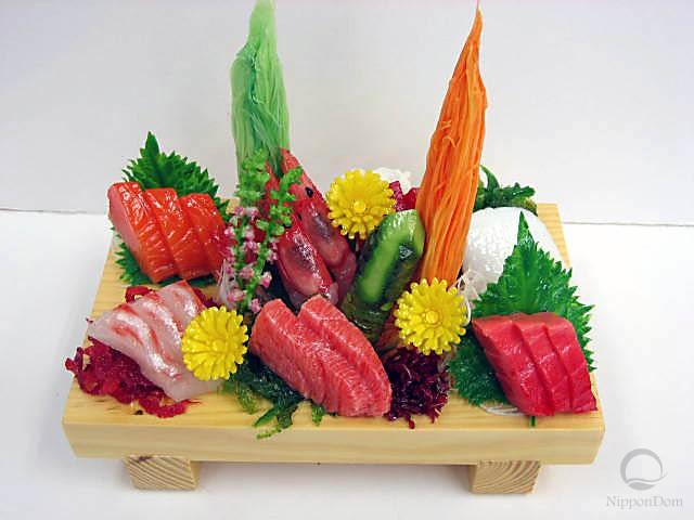 Sashimi board (2-3 portons)