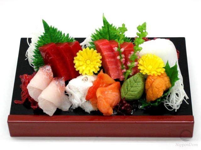 Sashimi board