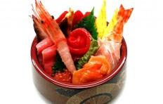 Макет чаши с морепродуктами-1