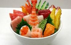 Макет чаши с морепродуктами-2