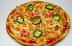 Seafood pizza (26 cm)