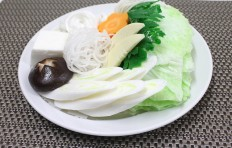 Shabu: Vegetables (1 serving)