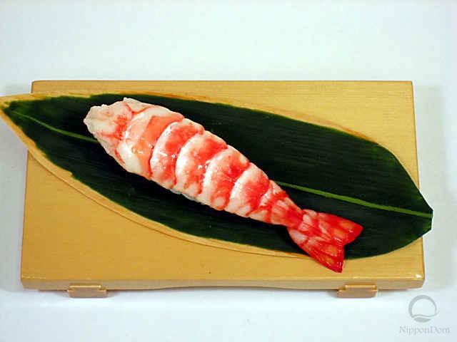 """Муляж суши """"креветка""""-2"""