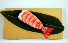 Replica of sushi shrimp-3