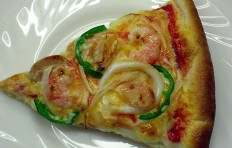 A slice of seafood pizza-2