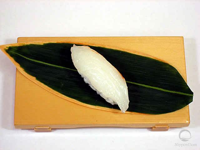 """Муляж суши """"малый сибас"""""""