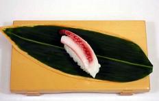 """Replica of sushi """"small squid (1)"""""""