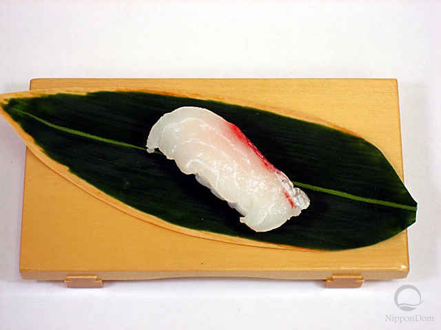 Replica of sushi Snapper-1