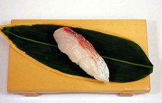Replica of sushi Snapper-3