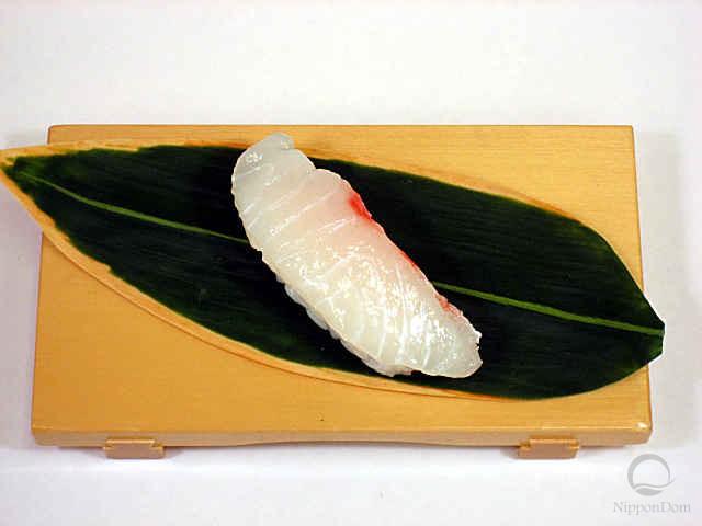 Replica of sushi Snapper-5