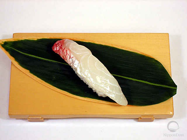 Replica of sushi Snapper-6