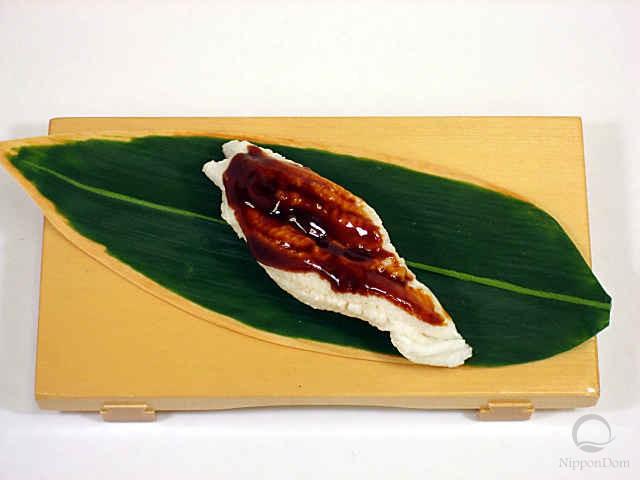 Steamed eel-1