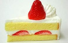 Strawberry cake-1