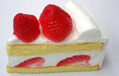 Strawberry cake-2