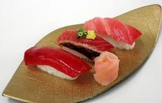 Муляж ассорти из суши-5