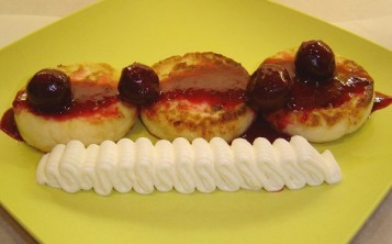 Hot cheesecakes