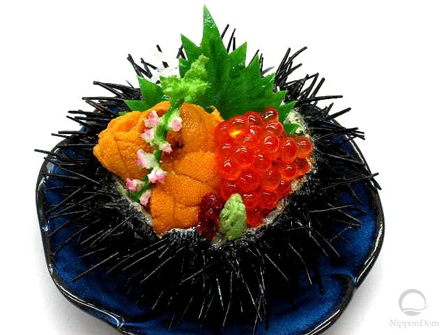 how to get the roe from sea urchin
