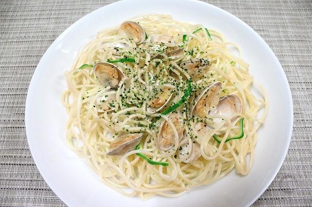 """Spaghetti """"Vongole""""-2"""