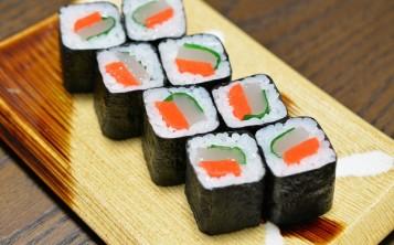 Муляжи блюд - Макизуси