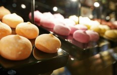 Японские десерты «Мотико» (Кишинев, Молдавия).