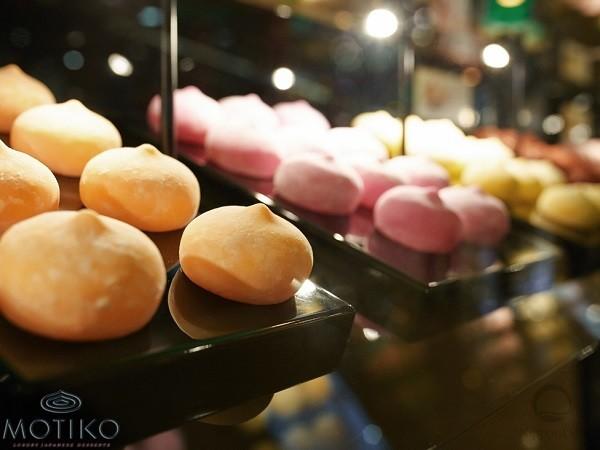 "Japanese desserts ""Motiko"" (Chisinau, Moldova)"