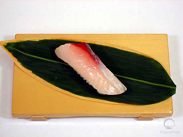 "Муляж суши ""желтохвост (1)"""
